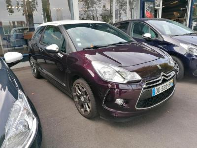 CITROEN DS3 1.6 E-HDI 90 SO-CHIC