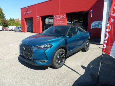 DS3 CROSSBACK 130 PURE TECH EAT8  SO CHIC
